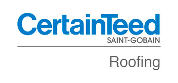 CertainTeed Saint-Gobain logo Shingles and Shakes Roofing Systems Manufacturer | Greenling Roofing, Inc. Naples Roofing Contractor