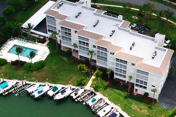 Flat Roofing Systems in Naples Florida | Greenling Roofing Naples Roofing Contractors