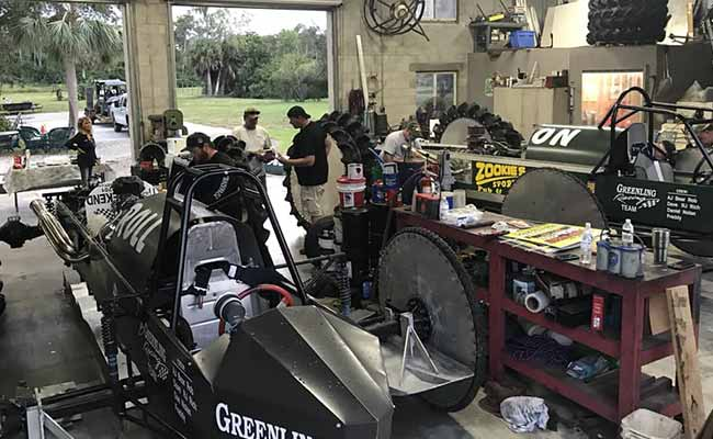Greenling Racing Team's Lets Roll and Roll On Swampbuggies | Naples Swampbuggy Racing