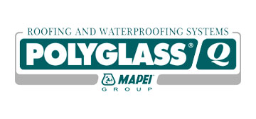 Polyglass Building Products Logo | Flat Roof Systems Greenling Roofing, Inc. Naples Roofing Contractor