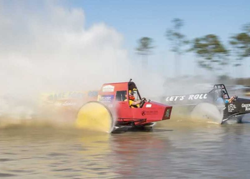 Swampbuggy Races return after rainout | Greenling Roofing, Inc. Greenling Racing Team